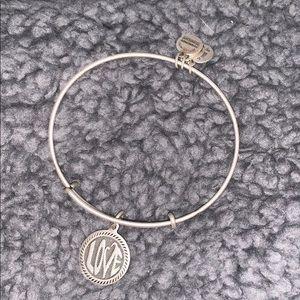 Love Alex and Ani energy bracelet